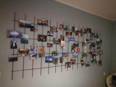 mur photo en acier structurel