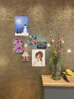 encourager des idées créatives chez les enfants
