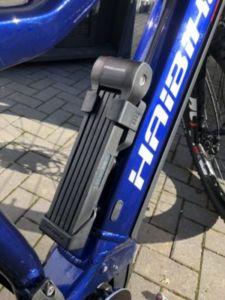 72 1 225x300 - Support de cadenas magnétique pour vélo