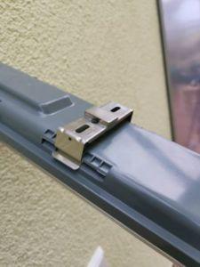 73 225x300 - Fixation magnétique d'une lampe sur poutres en acier
