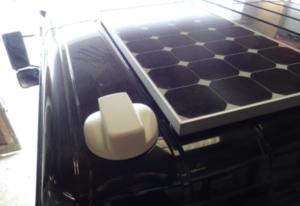 603 300x206 - Fixation magnétique d'un panneau solaire sur le toit