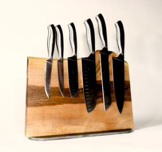 Bloc magnétique pour couteaux